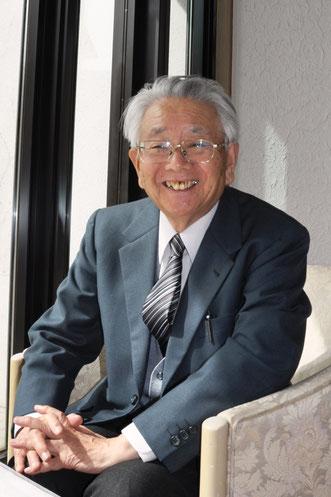 優しい囲碁村の先生、宮尾永会長
