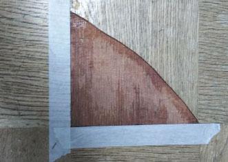 木部補修例