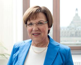 Staatsministerin Brunhild Kurth  © André Forner