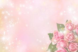 14、バラのイラスト画像