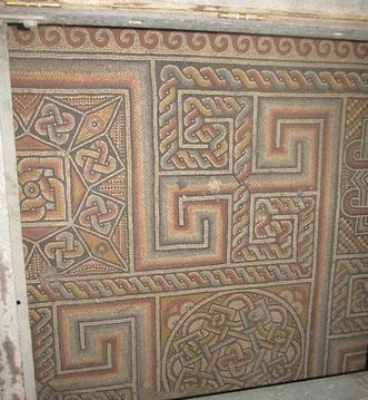 Мозаика 4 века