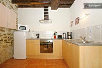Küche La Barderie