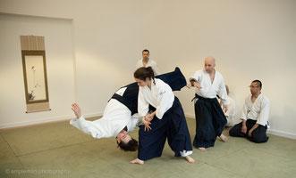 Aikidoschule Berlin - Aikido für Erwachsene in Schöneberg
