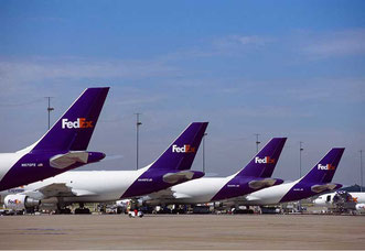 Soon a familiar sight at Liege Airport, too? FedEx operated freighters.