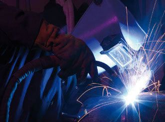 welding fabrication laser cutting