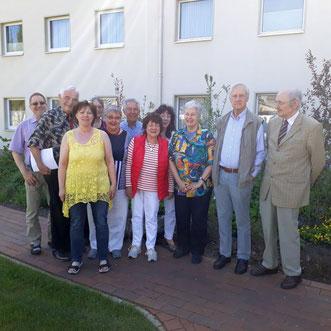 Teilnehmerinnen und Teilnehmer der Tagung. Foto: O. Guntner