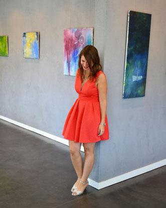 Foto: Sabrina Haeber - Kunstausstellung Hell Galerie 22 Muttenz