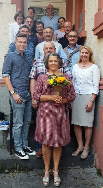 Balduinstein Gemeinderat Rathaus Bürgermeisterin