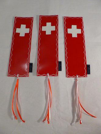 """Lesezeichen Schlicht """"Schweiz"""""""