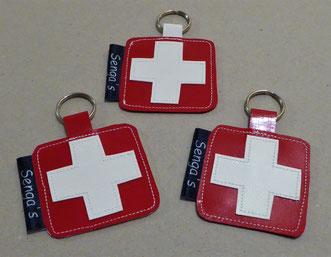 Schlüsselanhänger schlicht Schweiz