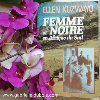 Ellen Kuzwayo, Femme et noire en Afrique du Sud