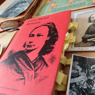 Louise Michel, Mémoires