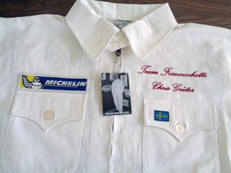 Hemden mit namen oder logo besticken lassen in zürich. wir sticken alle art Hemden, Blusen, Herren und Damen Hemden.