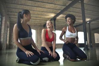 fitness oefeningen buik trainingsschema