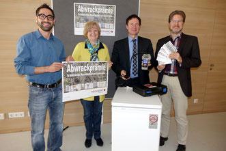 Im Mai wurde die Aktion vorgestellt; Foto: Dr. Franz Janka