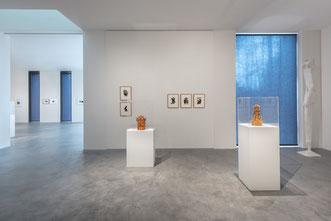 Ausstellung INNEN-LEBEN im Museum Lothar Fischer. Foto: Andreas Pauly