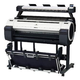 Système jet d'encre Canon, beauvais, traceur, imprimantes grand format, 6 encres de 90ml, comsommables traceur, oise, 60