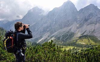 Binoculars Herbort Saas-Fee