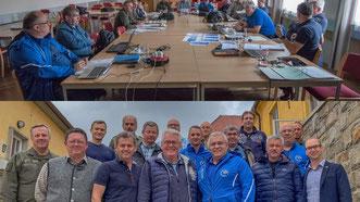 Die AUF/AFH Personalvertreter auf Oberösterreich-Tour