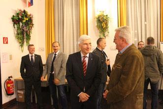 Bundesobmann Oberst Werner Hammer begrüßte zahlreiche hochrangige Ehrengäste