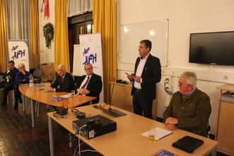 Manfred Reindl: Alle gemeinsam werden wir unser großes Ziel erreichen