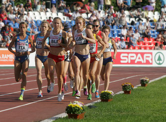 SPAR, Sports Sponsorship, European Athletics