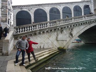 Барселонские гиды в Венеции