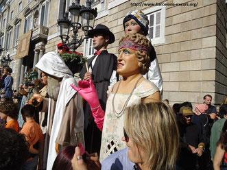 гиганты каталонии, экскурсии в барселоне и каталонии