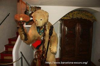 дом-музей Дали в Порт-Льигат прихожая