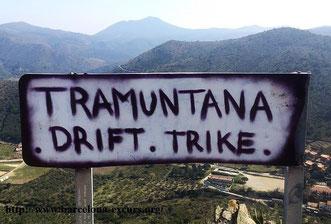 Трамонтана - северный ветер в Каталонии