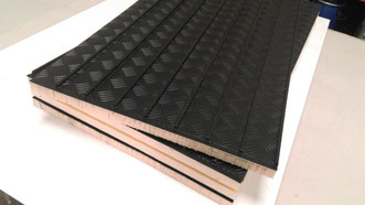 Brick Slip Tracking Panels