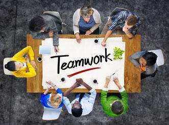 Supervision und Teamwork