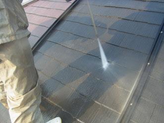 高圧洗浄 屋根 熊本