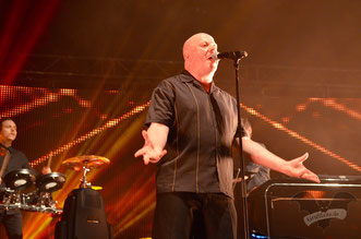 VNV Nation in Berlin, 26. Oktober 2018 / Foto: Batty Blue