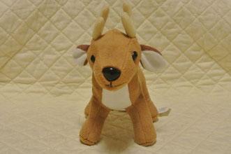 小鹿のバンビちゃん