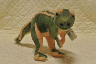 肉食恐竜 カルノタウルス