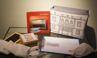 Familientasche im Städtischen Museum
