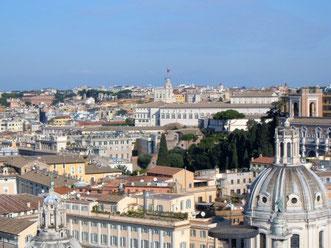 Смотровая площадка Рима, фото
