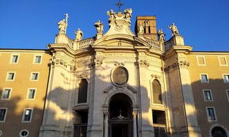 Собор Санта Мария Маджоре в Риме, фото
