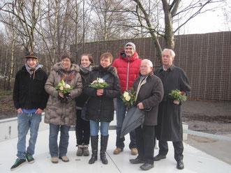 Bei der Einweihung des Skateplatzes im Jahr 2011 waren bereits Erweiterungen in der Diskussion. - Foto: Biesenbach