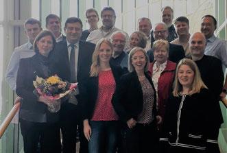 FDP Recklinghausen im Gespräch mit Ministerin Gebauer