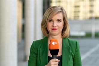 Eva Schiller. Quelle: ZDF/Sascha Baumann