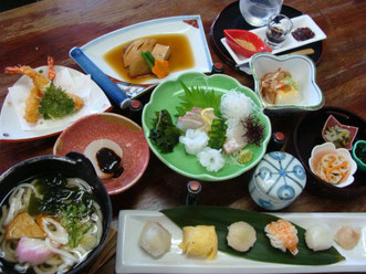 遠距離割引ご宿泊プラン ※お料理内容は写真と異なる場合がございます。