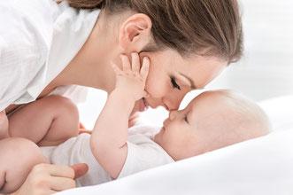 産後のママの体調は赤ちゃんにとってもとても大切です