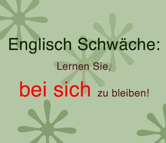 englisch-schwaeche