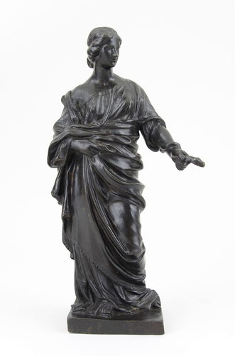 Bronze 'Providentia' wohl Georg Raphael Donner 18.Jhd. Erlös 1600€