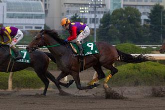 チャンピオンジョッキー賞の模様 @Ryota Wakamatsu