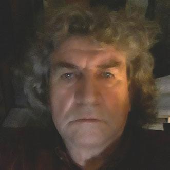 Karl Detlef Mai, Dezember 2020, Selbstportrait