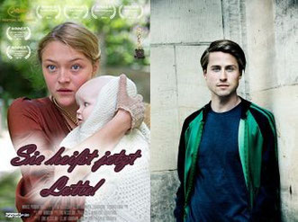 Filmplakat 'Sie heißt jetzt Lotte' mit Lola Dockhorn, Jan-Hendrik Kiefer