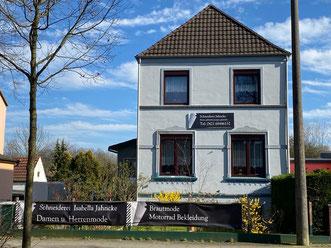 Schneiderei Jahncke  Kattenturmer Heerstraße 268  28277 Bremen